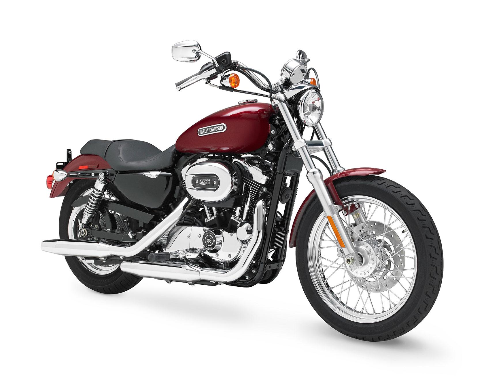 Hog-Crazy 2010 Harley-Davidson Sporster 1200L -XL1200L http://hog-crazy.freehostia.com