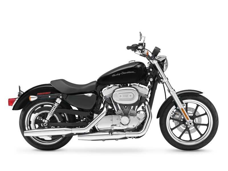 http://hog-crazy.freehostia.com - 2011 Harley-Davidson XL-883L Sporster in Vivid Black