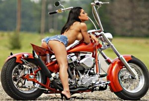 custom chopper - custom harley - custom motorcycle - chopper