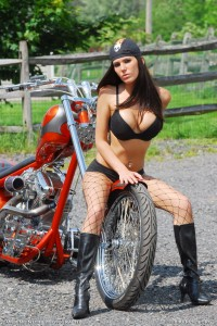 harley beauty,biker beauty,harley chicks,harley models